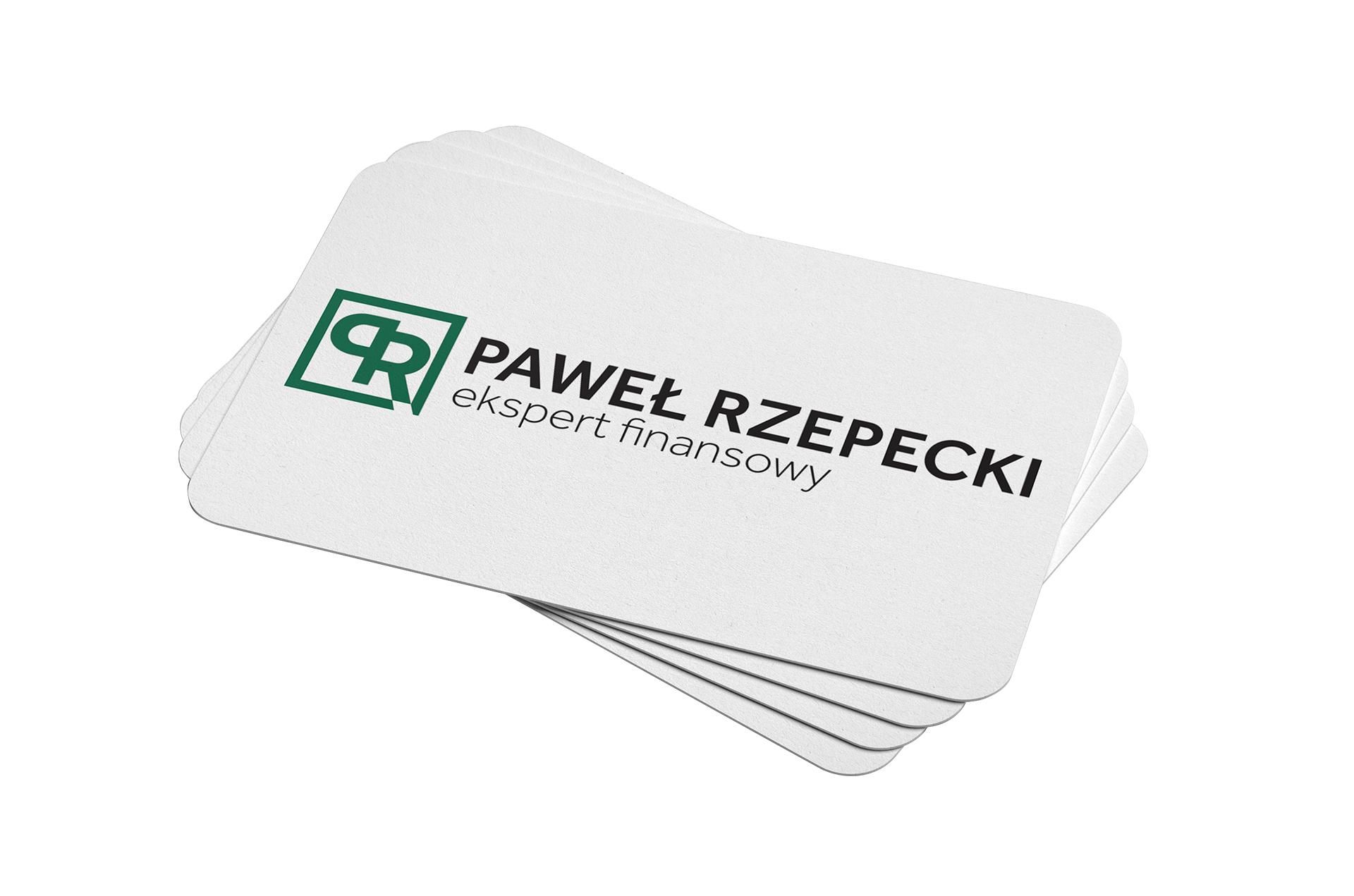 Pojekt logo Paweł Rzepecki